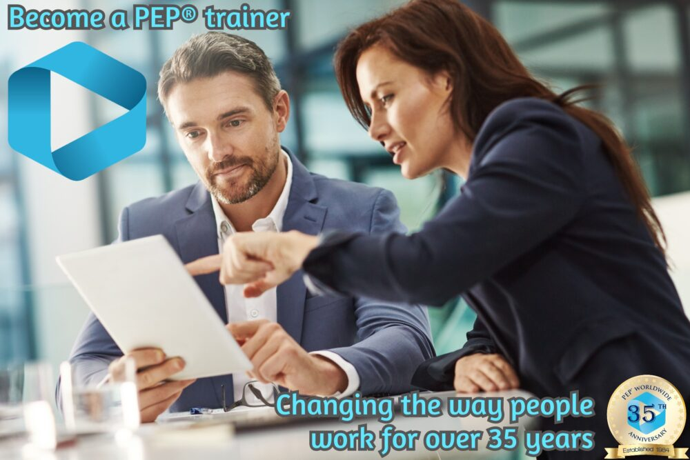 Do you have what it takes to be a PEP® trainer?