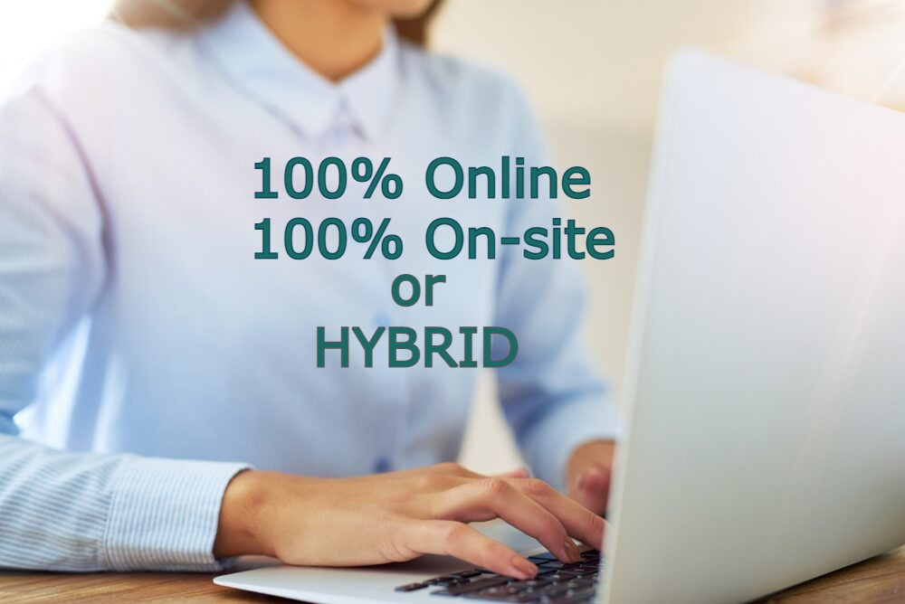 Training 100% online